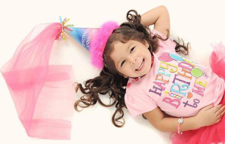 איך תארגנו לילדה יום הולדת ספא?